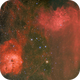 IC405 and IC410,                                Carastro