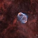 NGC6888 - The Crescent Nebula,                                Juanma Giménez