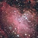 M16, Eagle Nebula,                                Erik