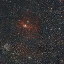 NGC7635,                                Stéphan & Fils