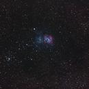 M20 Trifid Nebula,                                proteus5