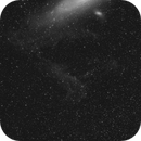 Hydrogen clouds around M31,                                Sergiy_Vakulenko