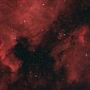 NA and Pelican Nebula,                                Soupernova