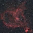 IC 1805 - The Heart Nebula,                                gmartin02