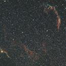 The Veil Complex in Cygnus,                                 degrbi