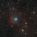 """HDW2 (Sharpless 2-200) """"Bearclaw"""" nebula,                                snakagawa"""