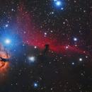 IC434 - Horse Head Nebula,                                pasquito