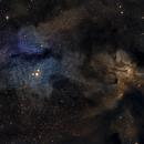 Rho Ophiuchus,                                StarChaser1955