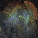 IC 2944 Lambda Centauri Nebula, aka Running Chicken Nebula,                                Michelle Bennett