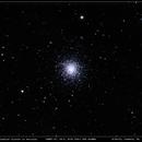 M13, Great Globular Cluster in Hercules,                                José Miranda