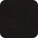 C/2014 Q2 Lovejoy + NGC 457,                                Artem Myrgorod