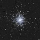 Messier 107, NGC 6171, Globular Cluster,                                Big_Dipper