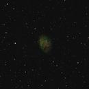 Hubble Crab,                                pdlumb