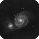 M51 Lucky Imaging,                                Christian Diaz