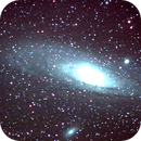 Andromeda Galaxy Polarie fs-60,                                asmatiks
