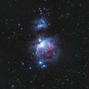 M42 Orion nebula,                                Patryk Osikowicz
