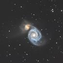 M51 - Whirlpool Galaxy,                                Ahmet Kale