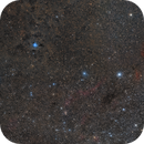 Dust and gas - (almost) half of Cepheus,                                Fritz