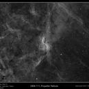DBW-111, Propeller Nebula,                                rflinn68