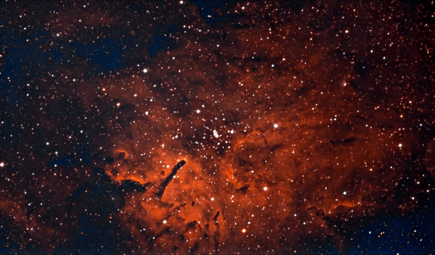NGC6823 SH 2-86,                                Albert  Christensen