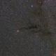 "IC 5146, LDN 1042, NGC 7209, NGC 7092 - The Cocoon Nebula & Surroundings at 300mm,                                Sebastian ""BastiH..."