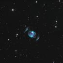 "NGC 2371 - ""Candy"" Nebula,                                Łukasz Sujka"