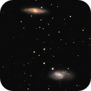 M66 galaxy group in Leo,                                Anding