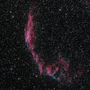 Veil Nebula(NGC6992),                                KojiTajima