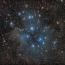 M45 processed by Scott,                                Brad