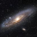 M31 - The Andromeda Galaxy,                                Henrique Silva