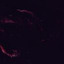 The Veil Nebula Complex in Cygnus -- RedCat's First Light,                                G400