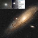 M31 - Andromeda Galaxy - Asteroid,                                Dagolaf