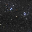 Doppio Ammasso Perseo,                                star68