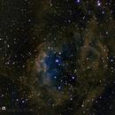 Lower's nebula Sh-2 216,                                Federico Bossi
