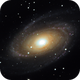 Bode's Galaxy (M81),                                gfryhof