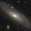 M31 - Andromeda ,                                Quinn