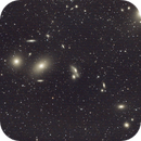 Markarian Chain of Galaxies,                                Ray Heinle