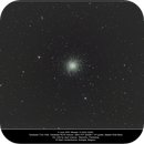 Messier 13 globular cluster, SBIG STF-8300M, 2020609,                                Geert Vandenbulcke