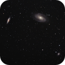 M81, M82 and NGC 3077,                                Arvid Emtegren