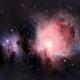 M42 - The Orion Nebula,                                mewmartigan