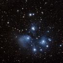 Pleiades,                                Dan Kordella