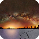 While the World Sleeps - Milky Way Full Arch,                                Rudy Pohl