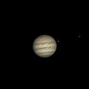 Jupiter, Europa & IO Shadow Transit,                                Dave