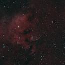 NGC 7822,                                Jirair Afarian
