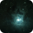 Iris Nebula NGC7023,                                ManuManu