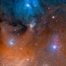 Rho Ophiuchi Cloud Complex,                                Björn Hoffmann