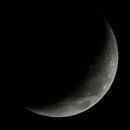 Lune,                                Mathieu Pontécaille
