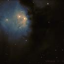 Messier 78,                                Dario Ble