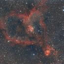 Heart Nebula,                                francopanetta