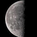 Waning half moon,                                Olli67